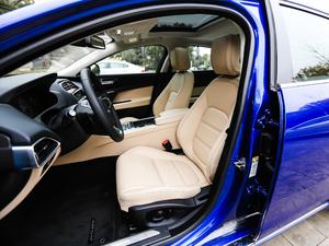 2018款2.0T 250PS 奢华版 前排座椅