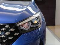 细节外观汉腾X5 EV头灯