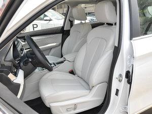 2018款1.5T CVT豪华型 前排座椅