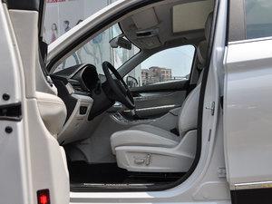 2018款1.5T CVT豪华型 前排空间