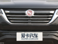 细节外观汉腾X7中网