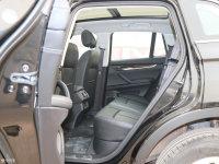 空间座椅汉腾X7后排空间