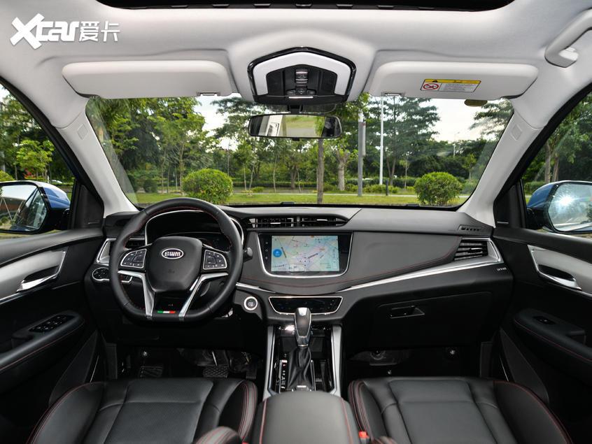 SWM斯威汽车2018款SWM斯威G01