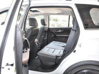空间座椅SWM斯威X7后排空间