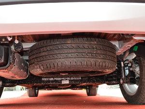 2017款试装车 备胎