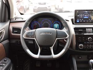 2017款试装车 方向盘