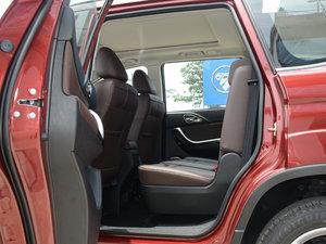 2017款1.5T 手动舒适型 后排空间