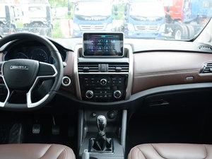 2017款1.5T 手动舒适型 中控台