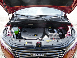 2017款1.5T 自动尊贵型 发动机