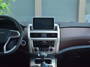 2017款1.5T 自动旗舰型 中控台