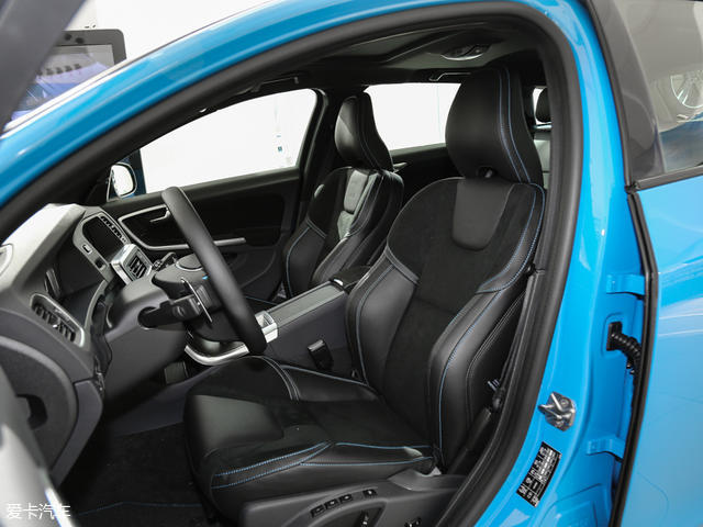Polestar2017款V60 polestar