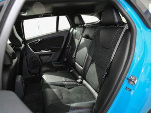 2017款2.0T Polestar 后排座椅