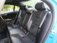 空间座椅S60 Polestar后排座椅
