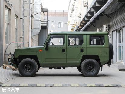 北京汽车制造厂2018款勇士