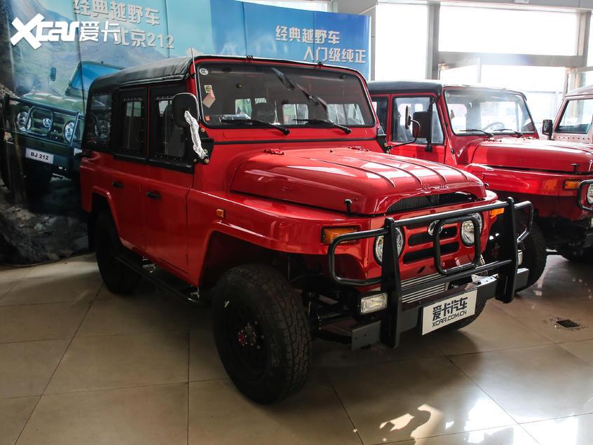 北京汽车制造厂2019款BJ212