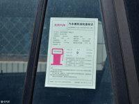 其它北京・BW007工信部油耗标示