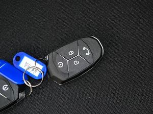 2018款型 钥匙