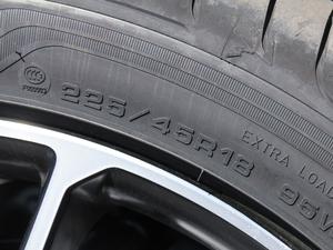 2018款2.0TD 自动劲Pro版 轮胎尺寸