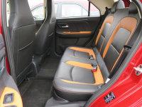 空间座椅电咖EV10后排空间
