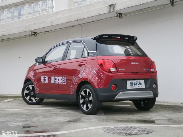 电咖汽车2018款电咖EV10