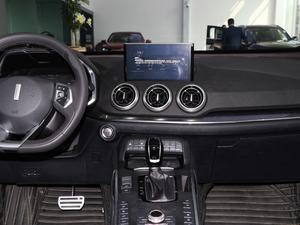 2019款升级款 2.0T 两驱旗舰型 中控台