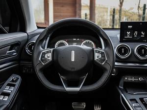 2019款升级款 2.0T 四驱旗舰型 方向盘