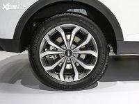 细节外观WEY VV6轮胎