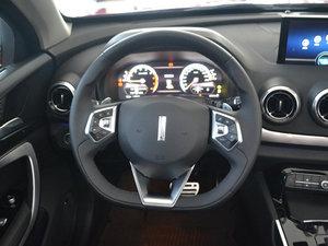 2017款VV7S 旗舰型 方向盘