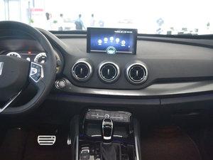 2017款VV7S 旗舰型 中控台