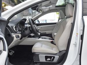 2017款VV7C 超豪型 前排空间