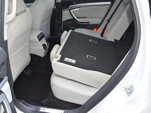 2017款VV7C 超豪型 后排座椅放倒