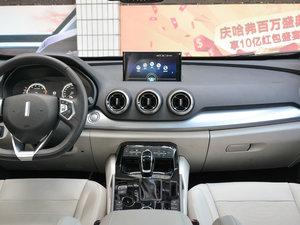 2017款VV7C 超豪型 中控台