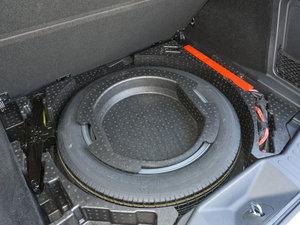 2017款VV7C 超豪型 备胎