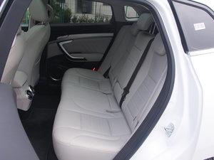2017款VV7C 豪华型 后排座椅