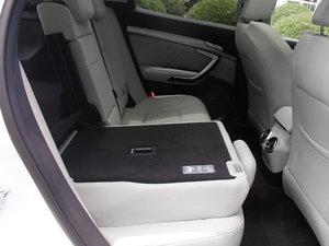 2017款VV7C 豪华型 后排座椅放倒