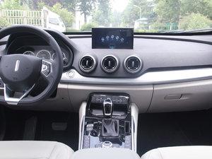 2017款VV7C 豪华型 中控台