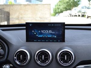 2017款VV7C 旗舰型 中控台显示屏