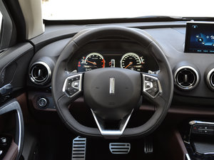 2017款VV7C 旗舰型 方向盘