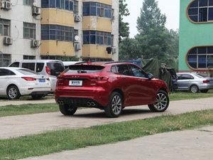 2017款VV7S 超豪型 整体外观