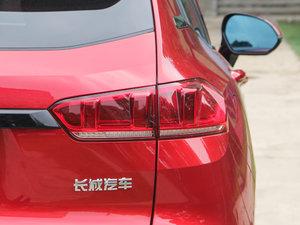 2017款VV7S 超豪型 尾灯