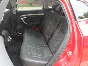 2017款VV7S 超豪型 后排座椅