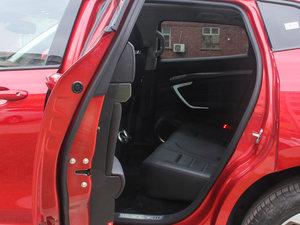 2017款VV7S 超豪型 后排空间