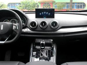 2017款VV7S 超豪型 中控台