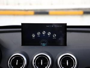 2017款VV7S 超豪型 中控区