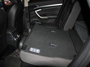 2017款VV7S 旗舰型 后排座椅放倒