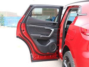 2017款VV5S 旗舰型 后车门