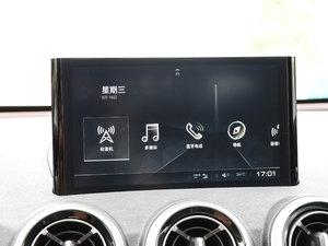 2017款VV5S 旗舰型 中控台显示屏