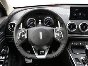 2017款VV5 旗舰型 方向盘
