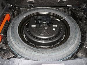 2017款VV5 旗舰型 备胎