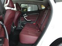 空间座椅WEY P8后排空间